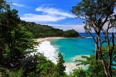 Freedom beach, Phuket, Thailand Stock Image