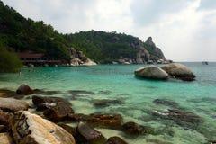 Freedom beach Stock Image