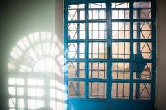 Freedom beyond the window Stock Photo