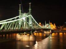 Freedom Bridge Royalty Free Stock Photography