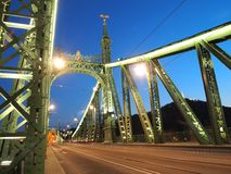 Freedom Bridge Stock Images