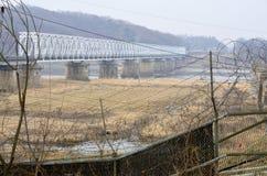 : The Freedom bridge Stock Images