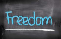 Freedom Concept Stock Image