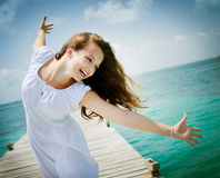 Freedom concept. Vacation stock images