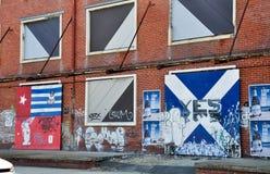 Freedom of Expression: Fremantle, Western Australia Stock Photography