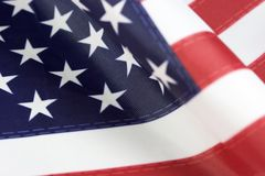 Freedom Flag Stock Photography
