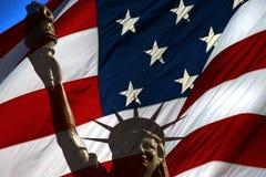Freedom II. Old Glory royalty free illustration