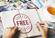 Freedom Lifestyle Text Free Concept Stock Photos