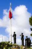 Freedom Monument, Malta Royalty Free Stock Photo