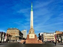 Freedom Monument Royalty Free Stock Photos