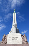 The Freedom Monument in Riga Royalty Free Stock Photo