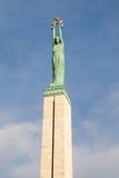 The Freedom Monument in Riga, Latvia Royalty Free Stock Image