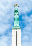 Freedom Monument, Riga Royalty Free Stock Photography