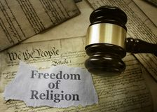 Free Freedom Of Religion Concept Stock Photography - 127128282