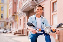 Freedom to go everywhere. Royalty Free Stock Photography