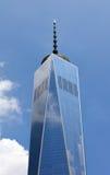 Freedom Tower à Manhattan, NYC Photographie stock libre de droits