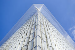 Freedom Tower, Één World Trade Center, de Stad van New York, de V.S. Royalty-vrije Stock Foto's