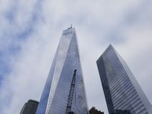 Freedom Tower royaltyfri bild