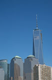 Freedom Tower Arkivbild