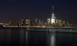 Freedom Tower Royaltyfri Foto