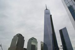 Freedom Tower Arkivfoto
