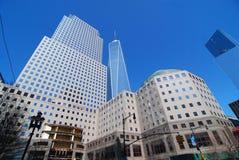 Freedom Tower Arkivbilder