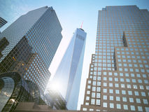 Freedom Tower Images libres de droits