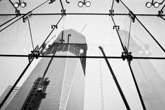 Freedom Tower Royaltyfria Bilder