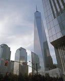 Freedom Tower Royaltyfria Bilder