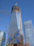 Freedom Tower Royaltyfria Foton