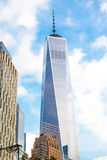 Freedom Tower royaltyfri bild
