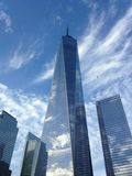 Freedom Tower Arkivfoton