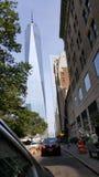 Freedom Tower Lizenzfreies Stockfoto