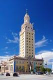 Freedom Tower de Miami du centre Photographie stock libre de droits