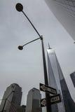 Freedom Tower Ein World Trade Center Stockbilder