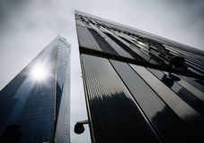 Freedom Tower Ein World Trade Center Stockbild