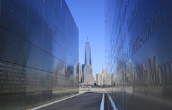 World Trade Center, Freedom Tower-WTC ,Empty Sky Memorial Royalty Free Stock Photography