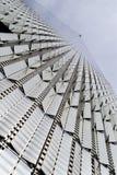 Freedom Tower från jordningen Arkivfoto