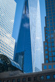 Freedom Tower i New York City Royaltyfri Foto