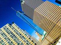 Freedom Tower 9/11 Manhattan Royaltyfria Bilder