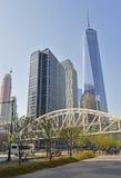 Freedom Tower, Manhattan céntrica, Nueva York Fotografía de archivo