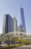 Freedom Tower, Manhattan céntrica, Nueva York Fotos de archivo
