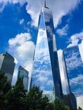 Freedom Tower, Manhattan, NYC Fotos de archivo libres de regalías
