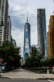 Freedom Tower, Manhattan, NYC Images libres de droits