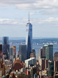 Freedom Tower in Manhattan, NYC Stock Fotografie