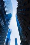 Freedom Tower Manhattan skyskrapor New York Fotografering för Bildbyråer
