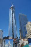 Freedom Tower, New York City Stock Photos