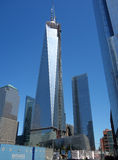 Freedom Tower, New York City Royalty Free Stock Image