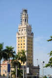 The Freedom Tower in Miami. Florida Stock Photos