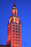 Freedom Tower in Miami. Freedom Tower in downtown of Miami, Florida Royalty Free Stock Photos